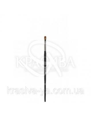 222 Eyeshadow and lip brush, sable - Кисть для помад і тіней, ворс соболь : Nastelle