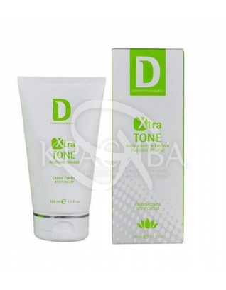 Extra Tone Crema Corpo - Интенсивный укрепляющий крем для тела Xtra Tone, 150 мл :