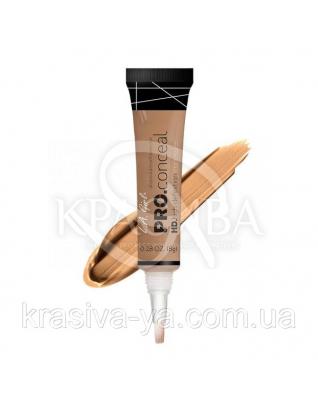 L.A.Girl GC 984 Pro Conceal HD Concealer Toffee - Консилер под глаза (ириска), 8 г : Консилер для лица