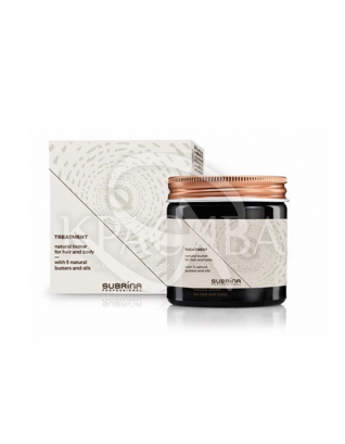 Маска Premium Treatment Subrina Для сухих і пошкоджених волосся і ділянок тіла, 100 мл :