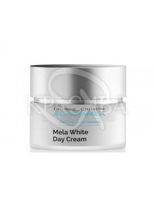 Mela White Day Cream Дневной крем для лечения гиперпигментации SPF20, 50 мл