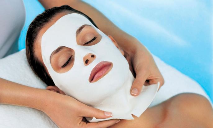Альгінатна маска: особливості використання