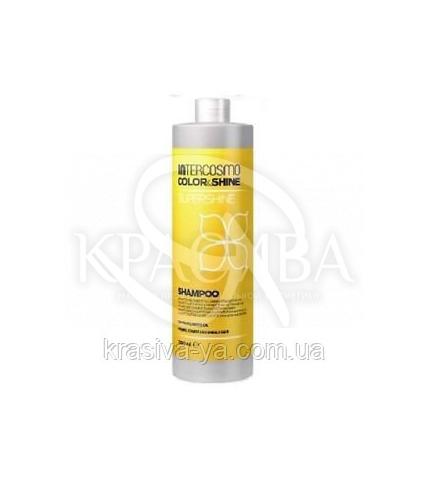 Super Shine Shampoo - Питательный, придающий блеск шампунь, 1000 мл - 1