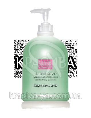 Укрепляющая маска для придания объема для тонких и ломких волос, 500 мл : Zimberland