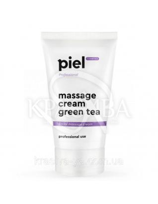 Massage Cream Green Tea - Массажный крем для лица Green Tea, 150 мл :