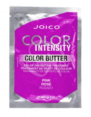 Цветное масло Color Intensity Care Butter Розовый, 2 х 20 мл : Оттеночные средства