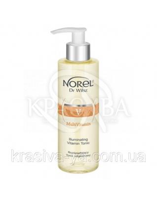 Вітамінний тонік для всіх типів шкіри, 200 мл : Norel