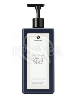 Крем для восстановления сухих и поврежденных волос после химической обработки : Крем для волос