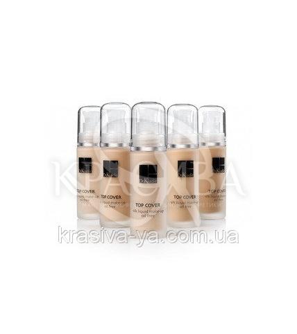Шовковистий тональний крем без масла (6 кольорів), 30 мл - 1