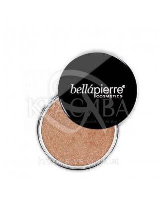 Косметический пигмент для макияжа (шиммер) Shimmer Powder - Gold & Brown, 2.35 г : Шиммер для лица