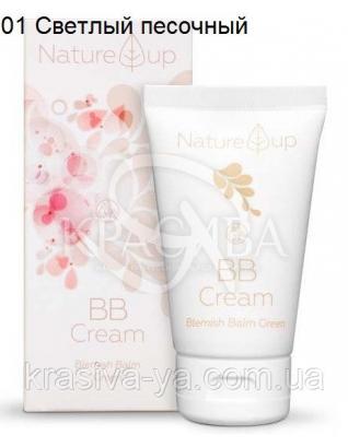 BM Увлажняющий ВВ крем 01 светлый песочный / BB Cream Light Shade, 50 мл : BB-крем