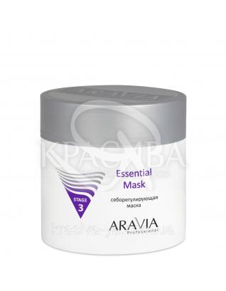 Aravia Себорегулирующая маска для лица Essential Mask, 300 мл