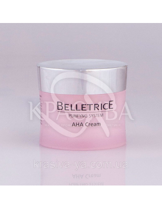 AHA Cream АНА ( а - гидроксикислота ) крем, 50 мл : Belletrice Cosmetics