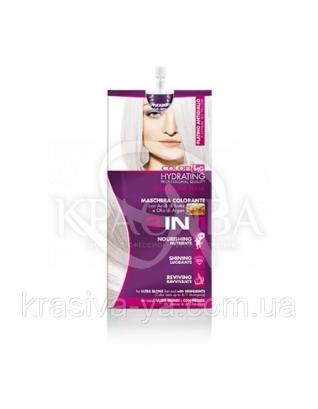 ING Тонирующая маск 3 в 1 платиновый, 25 мл : Лечение и восстановление волос