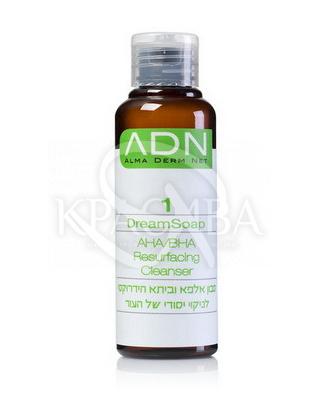 Нежное очищающее мыло с АНА кислотами (pH 3-3.5)