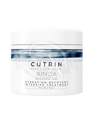 Cutrin Ainoa Hydration Recovery Intensive Treatment - Інтенсивна зволожуюча маска для волосся, 150 мл