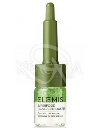 Суперфуд Успокаивающий концентрат для чувствительной кожи с Центеллой Азиатской : Elemis