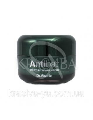 Antibac Антибактериальный увлажняющий крем-гель, 50 мл : Dr. Oracle