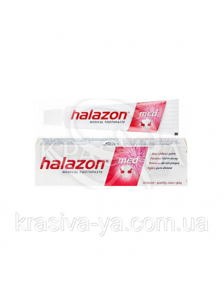 One Drop Only Halazon Multiactive Med Лікувальна зубна паста, 3 * 25 мл : One Drop Only