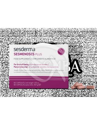 Sesmenoses Plus Capsules - Харчова добавка, 60 капсул