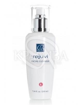 Гель очищаючий для вмивання  нормальної і сухої шкіри : Rejuvi