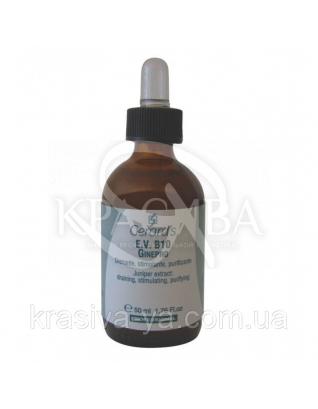 E. V. B10 Juniper Рослинний екстракт Ялівець - антицелюлітну дію, дренаж, 50 мл : Засоби від целюліту