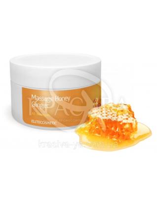 """Массажный крем с Имбирем (текстура меда) - """"Massage Honey Ginger"""", 150 мл"""
