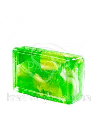 Глицериновое мыло куб ORG - Магнолия, 100 г : Мыло
