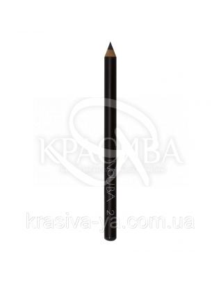 """Косметичний олівець для очей """"Eye Pencil"""" 02 сірий, 1.6 м : Nouba"""