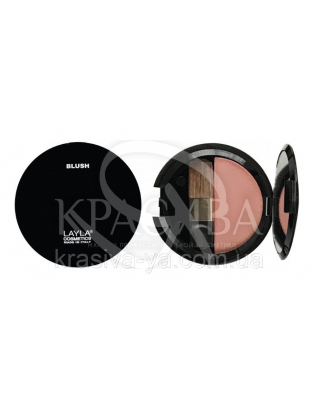 Компактні рум'яна для обличчя Top Cover Compact Blush 09, 3 м