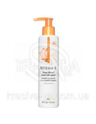 Противоугревое средство для умывания лица Very Clear - Very Clear Acne Cleanser, 175 мл : Гель для умывания