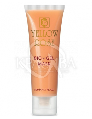 Біогелевая маска для всіх типів шкіри :