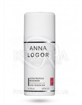 Active Propolis & Moisturizer Активний крем з прополісом для проблемної шкіри, 100 мл : Anna Logor