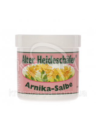 Alter Heideschafer Мазь з арнікою протизапальна та протинабрякова, 250 мл : Alter Heideschafer