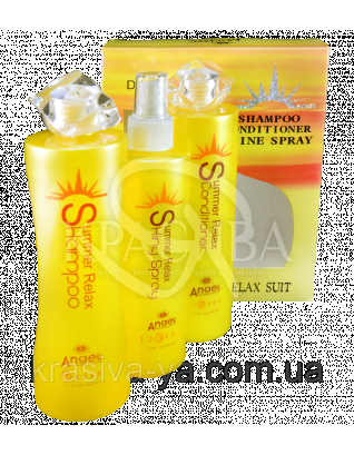 Набор защита от солнца : Beauty-боксы для волос