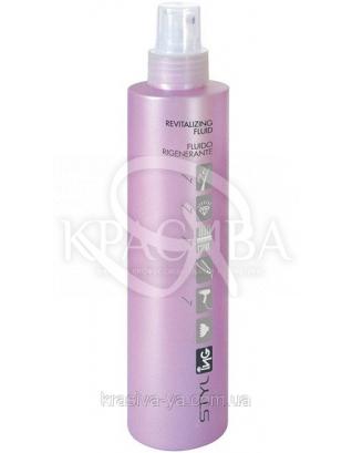 ING Регенерирующий флюид, 250 мл : Флюид для волос