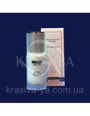 Kosmoteros Відновлююча сироватка з фруктовими кислотами, 30 мл :