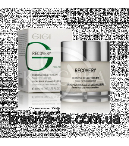 Крем від почервоніння і роздратування - Redness Relief Cream, 50мл - 1
