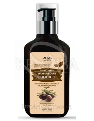 Масло для поврежденных волос Jojoba Essence Oil, 135 мл