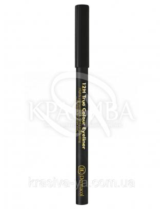 DC Make-up 12H True Colour 08 Олівець для очей стійкий, 1.6 м : Dermacol
