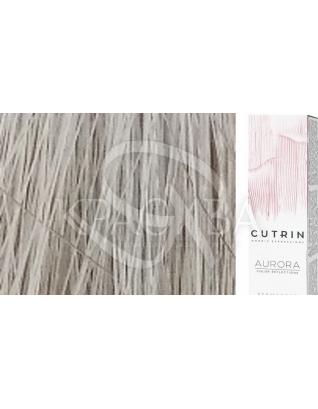 Cutrin Aurora Permanent Color - Аммиачная краска для волос 11.16 Чистый перламутровый блондин, 60 мл
