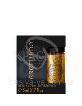 Эликсир красоты для волос (жидкое золото), 5мл :