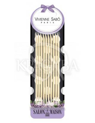 VS Палочки для маникюра деревянные (10 шт) : Косметика для тела и ванны