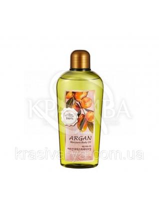 Арганова масло для тіла Welcos Ecoennea Argan Moisture Body Oil, 200 мл : Welcos