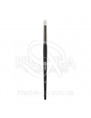 356 Blending brush, white goat - Кисть для растушевки, ворс белая коза : Nastelle