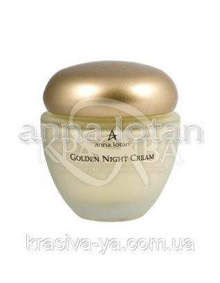 Золотой ночной крем, 50мл