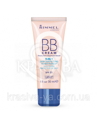 RM BB Cream 9 in 1 - Тональная основа (light / легкий), 30 мл : Макияж для лица