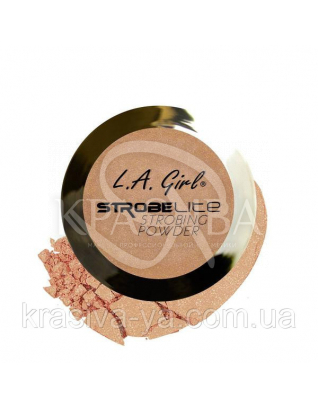 L. A. Girl GSP 628 Strobe Lite Strobbing Powder 50 Watt - Пудра для стробинга, 5 м : Пудра для обличчя