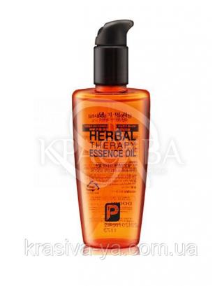 Восстанавливающее масло для волос на основе лечебных трав, 140мл