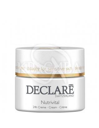 """Питательный крем для лица """"Нутривитал 24 часа"""" Тестер - Nutrivital 24h Cream Tester, 50 мл :"""